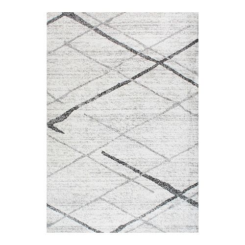 nuLOOM Smoky Thigpen Lattice Rug