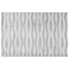 nuLOOM Smoky Tristan Striped Rug
