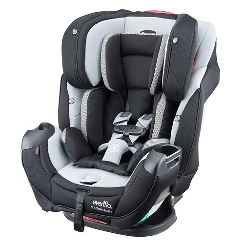 Evenflo Platinum Symphony DLX All In One Lauderdale Car Seat