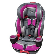 Evenflo Platinum Evolve 3-in-1 Combination Booster Seat by