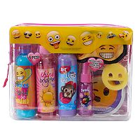 Girls Emoji Bath & Body Set