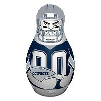 Dallas Cowboys 40-Inch Tackle Buddy Bop Bag