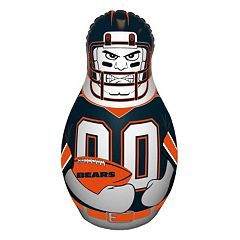 Chicago Bears 40-Inch Tackle Buddy Bop Bag