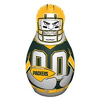 Green Bay Packers 40-Inch Tackle Buddy Bop Bag