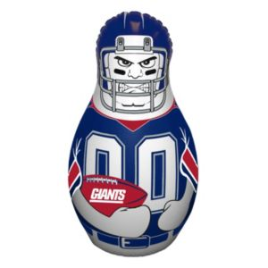 New York Giants 40-Inch Tackle Buddy Bop Bag