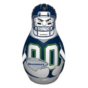 Seattle Seahawks 40-Inch Tackle Buddy Bop Bag