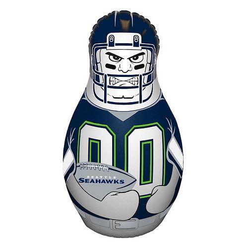 Seattle Seahawks 40-Inch Tackle Buddy Bop Bag