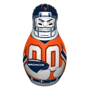 Denver Broncos 40-Inch Tackle Buddy Bop Bag