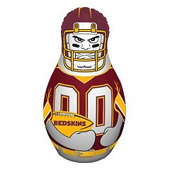 Washington Redskins 40-Inch Tackle Buddy Bop Bag