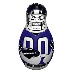 Baltimore Ravens 40-Inch Tackle Buddy Bop Bag