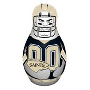 New Orleans Saints 40-Inch Tackle Buddy Bop Bag