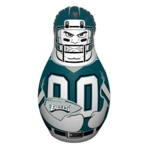 Philadelphia Eagles 40-Inch Tackle Buddy Bop Bag