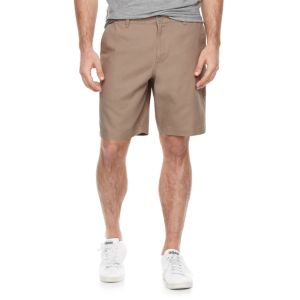 Men's Marc Anthony Slim-Fit Linen-Blend Shorts