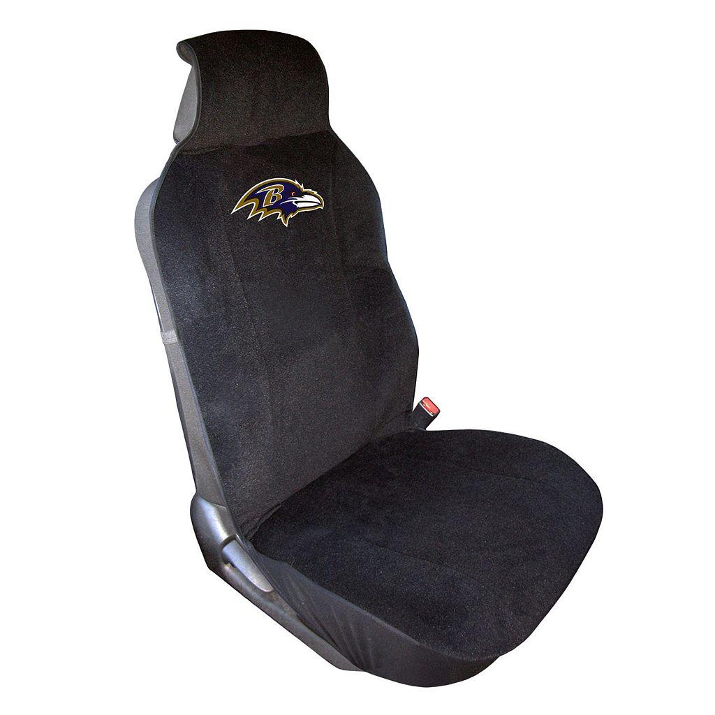 Baltimore Ravens Car Seat Cover