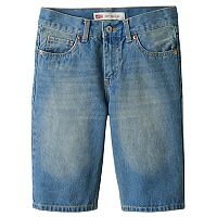 Boys 8-20 Levi's® 505™ 5-Pocket Denim Shorts