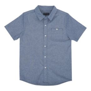 Boys 8-20 French Toast Chambray Button-Down Shirt