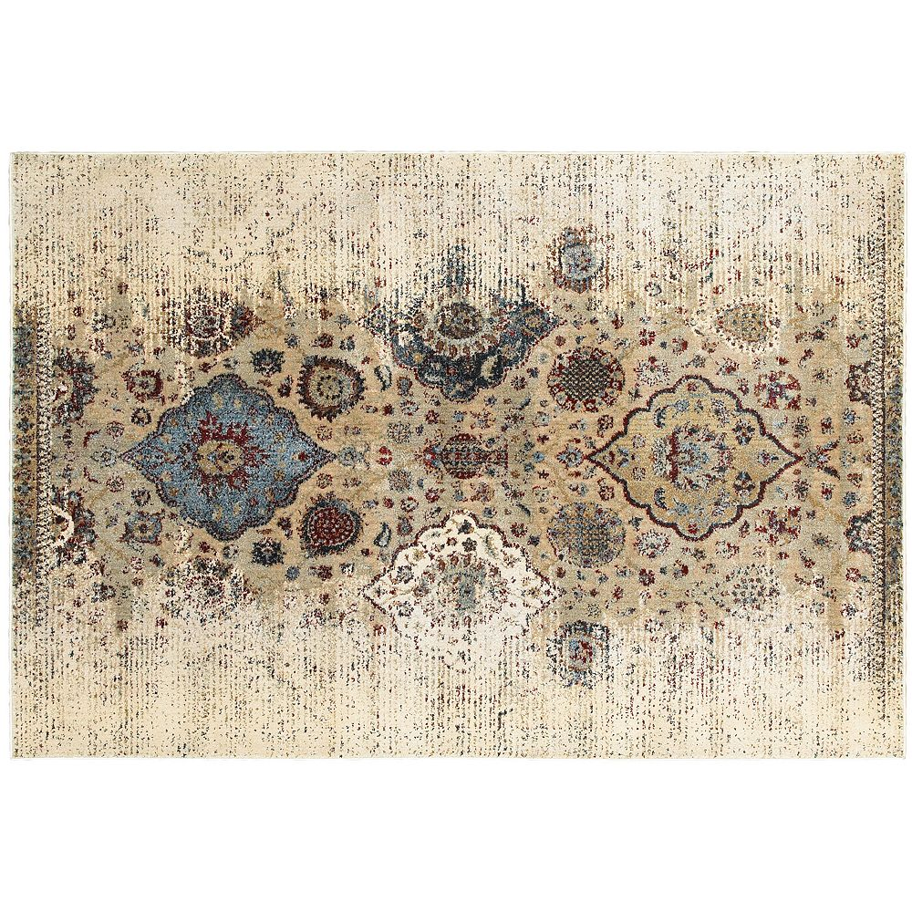 StyleHaven Evans Floral Traditions Rug