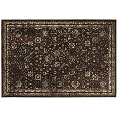 StyleHaven Evans Honored Traditions Framed Floral Rug