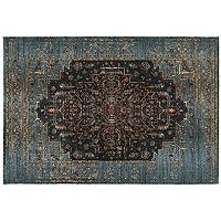 StyleHaven Evans Regal Medallion Framed Rug