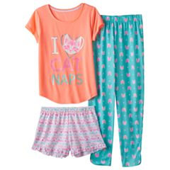Girls Kids Sleepwear, Clothing | Kohl's