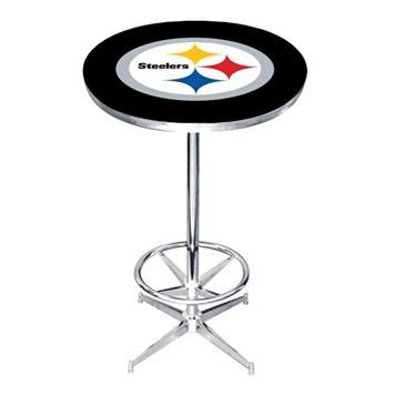 Pittsburgh Steelers Pub Table