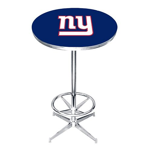 New York Giants Pub Table