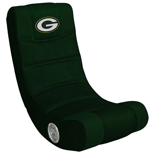 Green Bay Packers Bluetooth Video Gaming Chair