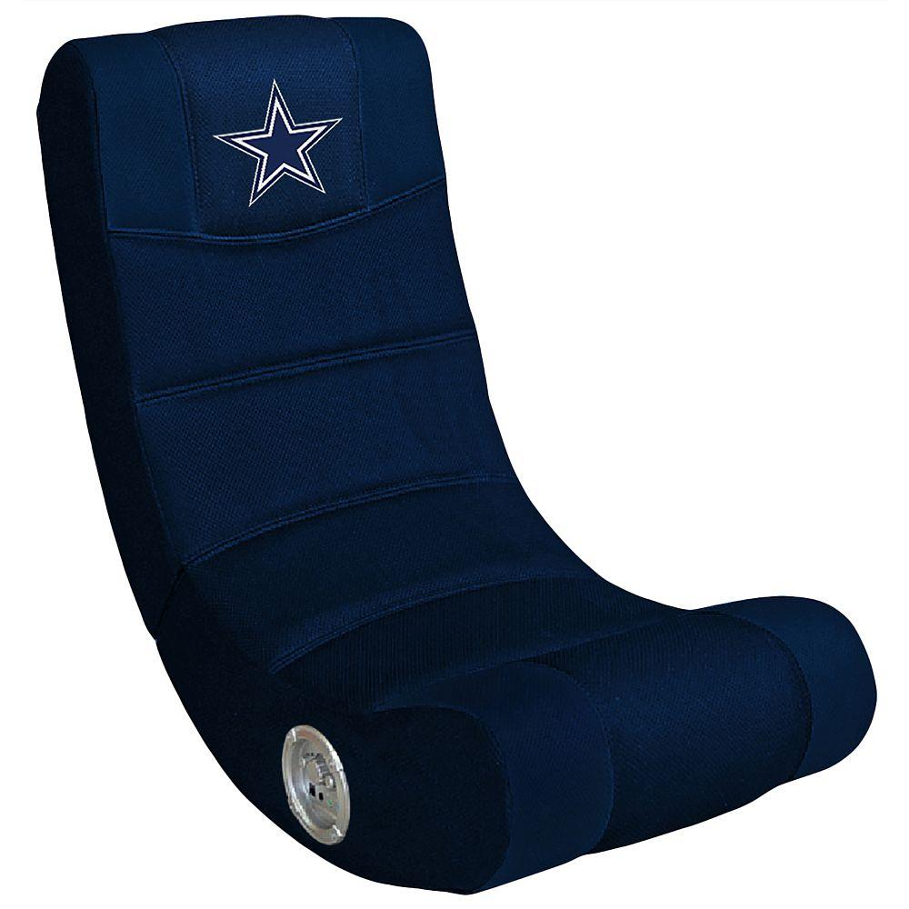 Dallas Cowboys Bluetooth Video Gaming Chair