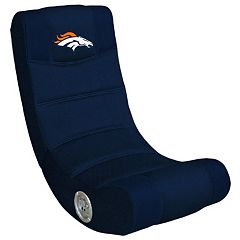 Denver Broncos Bluetooth Video Gaming Chair