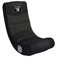 Oakland Raiders Bluetooth Video Gaming Chair