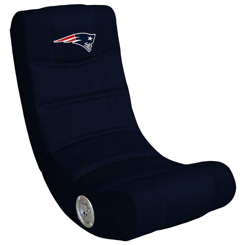 New EnglandPatriots Bluetooth Video Gaming Chair