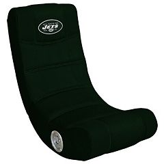 New York Jets Bluetooth Video Gaming Chair
