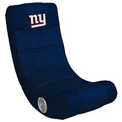 New York Giants Bluetooth Video Gaming Chair