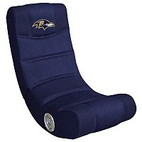 Baltimore Ravens Bluetooth Video Gaming Chair