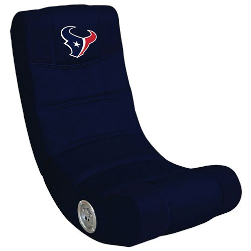 Houston Texans Bluetooth Video Gaming Chair