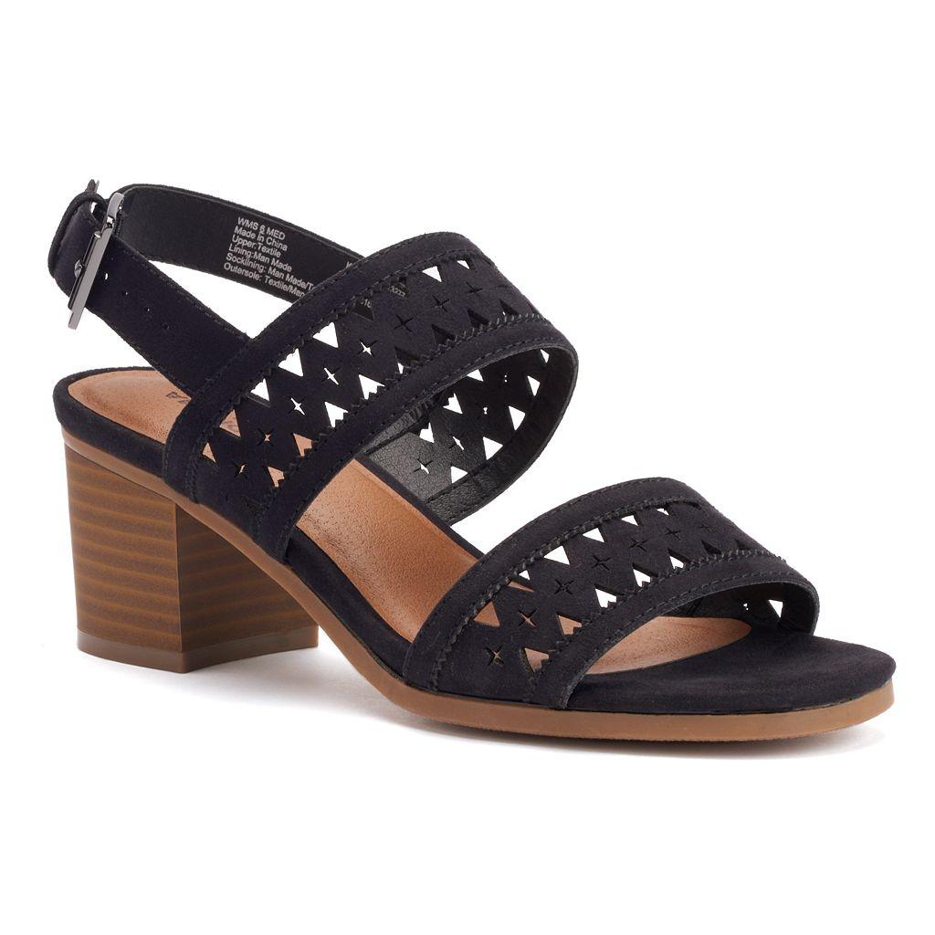 SONOMA Goods for Life™ Gavi Women's Block Heel Sandals