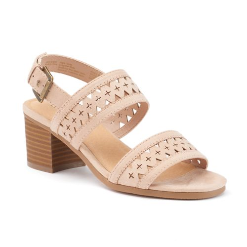 SONOMA Goods for Life™ Gavi Women's Block Heel Sandals