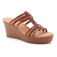 SONOMA Goods for Life™ Xandra Women's Wedge Sandals