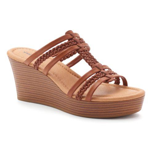 SONOMA Goods for Life™ Xandra Women's Wedge Sandals