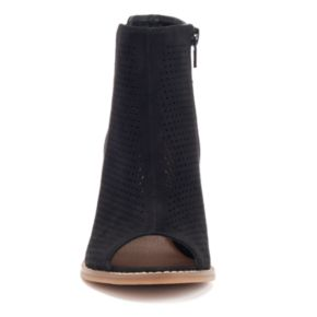 SONOMA Goods for Life™ Tola Women's Block Heel Ankle Boots