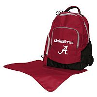 Alabama Crimson Tide Lil' Fan Diaper Backpack
