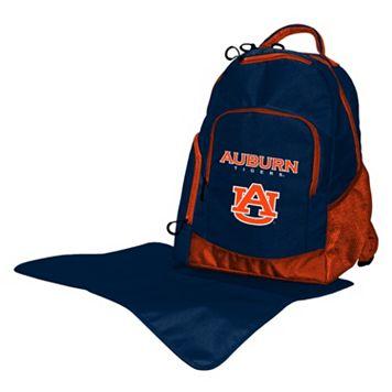 Auburn Tigers Lil' Fan Diaper Backpack