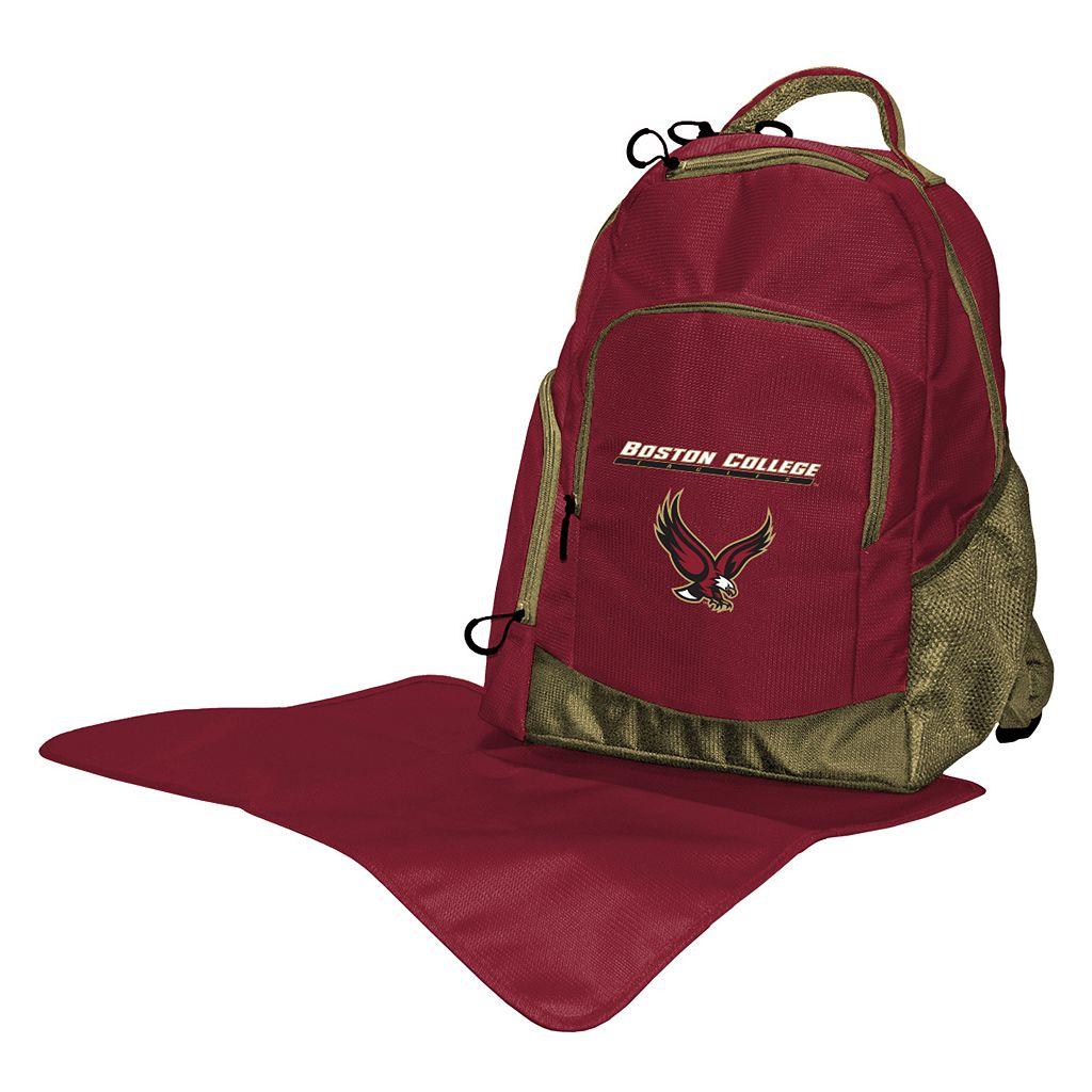 Boston College Eagles Lil' Fan Diaper Backpack