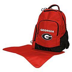 Georgia Bulldogs Lil' Fan Diaper Backpack