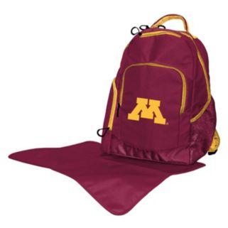 Minnesota Golden Gophers Lil' Fan Diaper Backpack