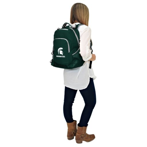 Michigan State Spartans Lil' Fan Diaper Backpack