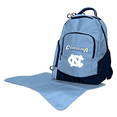 North Carolina Tar Heels Lil' Fan Diaper Backpack
