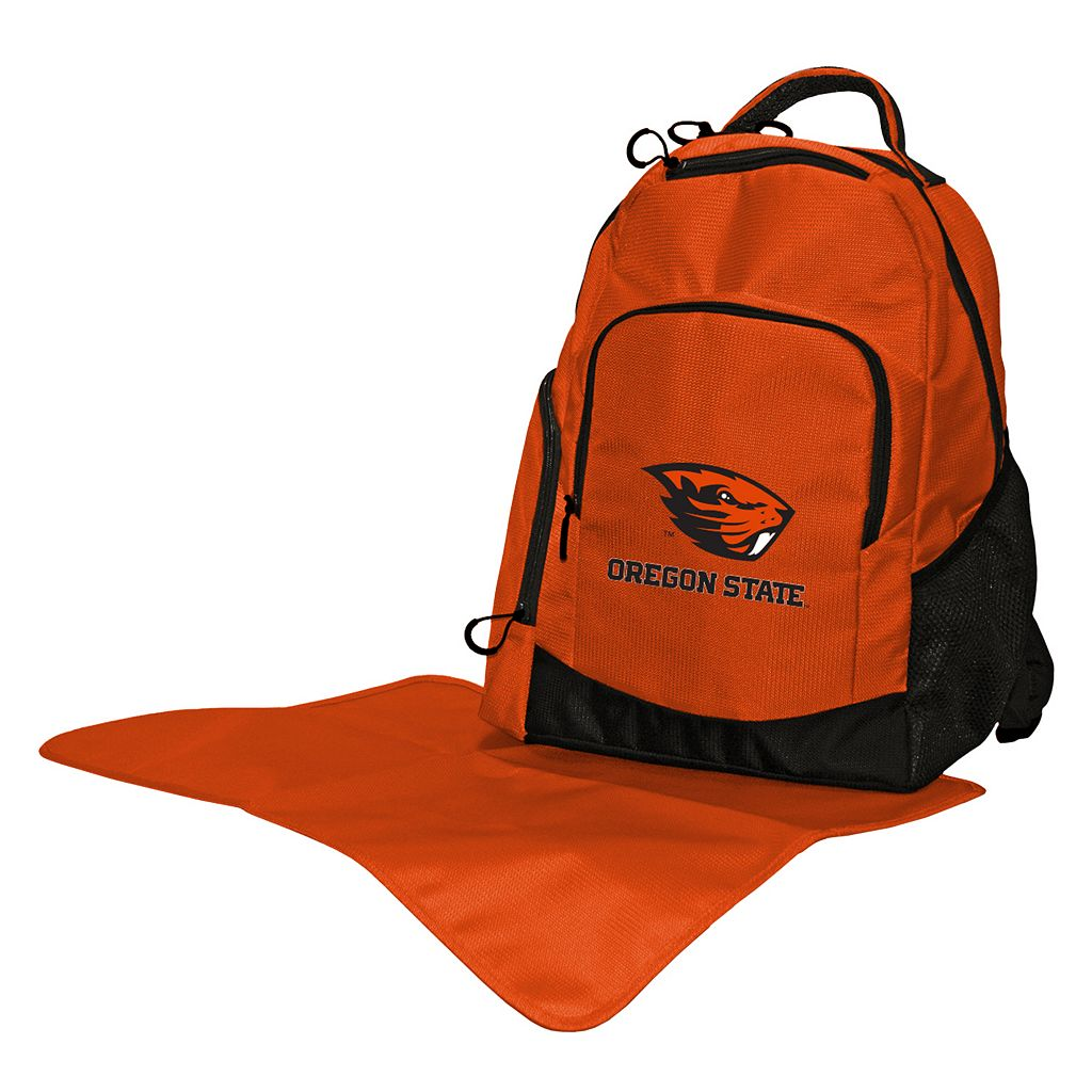 Oregon State Beavers Lil' Fan Diaper Backpack