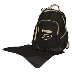 Purdue Boilermakers Lil' Fan Diaper Backpack