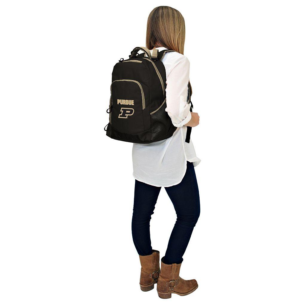 Purdue Boilermakers Lil' Fan Diaper Backpack